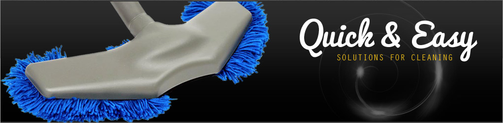 Simplify cleaning with our awesome accessories